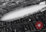 Image of dirigible United States Ship Akron New York United States USA, 1931, second 8 stock footage video 65675036625