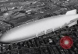 Image of dirigible United States Ship Akron New York United States USA, 1931, second 9 stock footage video 65675036625