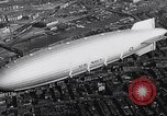 Image of dirigible United States Ship Akron New York United States USA, 1931, second 10 stock footage video 65675036625