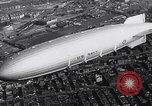 Image of dirigible United States Ship Akron New York United States USA, 1931, second 11 stock footage video 65675036625