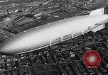 Image of dirigible United States Ship Akron New York United States USA, 1931, second 12 stock footage video 65675036625