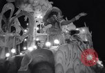 Image of traditional Mardi Gras New Orleans Louisiana USA, 1964, second 8 stock footage video 65675036631