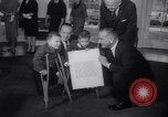 Image of President Johnson Easter Seals support Washington DC USA, 1964, second 9 stock footage video 65675036637