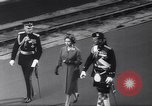 Image of King Olav V of Norway Edinburgh Scotland, 1962, second 10 stock footage video 65675036645