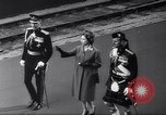 Image of King Olav V of Norway Edinburgh Scotland, 1962, second 12 stock footage video 65675036645