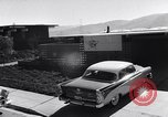 Image of experimental modernistic house San Francisco California USA, 1956, second 12 stock footage video 65675036651