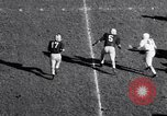 Image of Oklahoma versus Notre Dame football game 1956 South Bend Indiana USA, 1956, second 6 stock footage video 65675036654