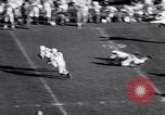 Image of Oklahoma versus Notre Dame football game 1956 South Bend Indiana USA, 1956, second 10 stock footage video 65675036654