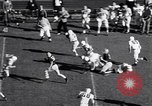 Image of Oklahoma versus Notre Dame football game 1956 South Bend Indiana USA, 1956, second 12 stock footage video 65675036654