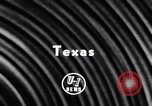 Image of Texas Rangers Texas United States USA, 1956, second 3 stock footage video 65675036659