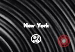 Image of 68th National Horse Show New York City, 1956, second 4 stock footage video 65675036660