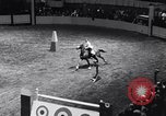 Image of 68th National Horse Show New York City, 1956, second 6 stock footage video 65675036660