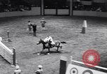 Image of 68th National Horse Show New York City, 1956, second 7 stock footage video 65675036660