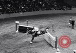 Image of 68th National Horse Show New York City, 1956, second 8 stock footage video 65675036660