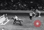 Image of 68th National Horse Show New York City, 1956, second 10 stock footage video 65675036660