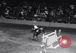 Image of 68th National Horse Show New York City, 1956, second 11 stock footage video 65675036660