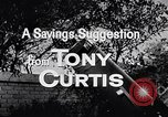 Image of Tony Curtis United States USA, 1956, second 2 stock footage video 65675036661