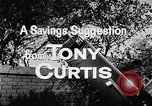 Image of Tony Curtis United States USA, 1956, second 3 stock footage video 65675036661