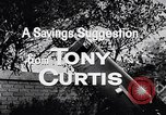 Image of Tony Curtis United States USA, 1956, second 4 stock footage video 65675036661