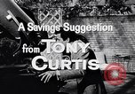Image of Tony Curtis United States USA, 1956, second 7 stock footage video 65675036661