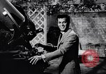 Image of Tony Curtis United States USA, 1956, second 10 stock footage video 65675036661