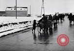 Image of civilians migrate Hungary, 1956, second 9 stock footage video 65675036664
