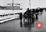 Image of civilians migrate Hungary, 1956, second 10 stock footage video 65675036664