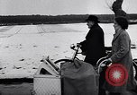 Image of civilians migrate Hungary, 1956, second 11 stock footage video 65675036664