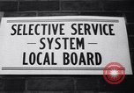 Image of Selective Service System United States USA, 1948, second 7 stock footage video 65675036671