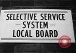 Image of Selective Service System United States USA, 1948, second 8 stock footage video 65675036671