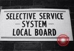 Image of Selective Service System United States USA, 1948, second 9 stock footage video 65675036671