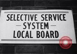 Image of Selective Service System United States USA, 1948, second 10 stock footage video 65675036671
