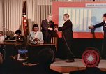 Image of Selective Service in action Washington DC USA, 1969, second 2 stock footage video 65675036676