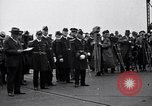 Image of USS Saratoga CV-3 launching Camden New Jersey USA, 1925, second 5 stock footage video 65675036680