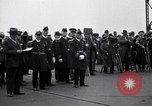 Image of USS Saratoga CV-3 launching Camden New Jersey USA, 1925, second 6 stock footage video 65675036680