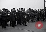 Image of USS Saratoga CV-3 launching Camden New Jersey USA, 1925, second 7 stock footage video 65675036680