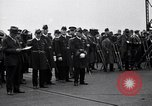 Image of USS Saratoga CV-3 launching Camden New Jersey USA, 1925, second 8 stock footage video 65675036680