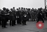 Image of USS Saratoga CV-3 launching Camden New Jersey USA, 1925, second 9 stock footage video 65675036680