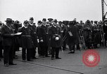 Image of USS Saratoga CV-3 launching Camden New Jersey USA, 1925, second 10 stock footage video 65675036680
