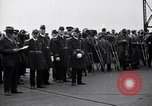 Image of USS Saratoga CV-3 launching Camden New Jersey USA, 1925, second 11 stock footage video 65675036680