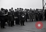 Image of USS Saratoga CV-3 launching Camden New Jersey USA, 1925, second 12 stock footage video 65675036680