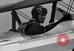Image of Charles Lindbergh aboard USS Saratoga CV-3 Pacific Ocean, 1929, second 10 stock footage video 65675036681