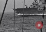 Image of USS Saratoga CV-3 Pacific Ocean, 1929, second 7 stock footage video 65675036682
