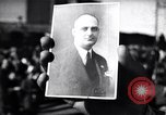 Image of death of Mussolini Milan Italy, 1945, second 5 stock footage video 65675036687