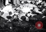Image of death of Mussolini Milan Italy, 1945, second 10 stock footage video 65675036687