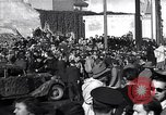 Image of death of Mussolini Milan Italy, 1945, second 5 stock footage video 65675036688