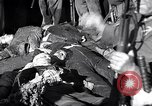 Image of death of Mussolini Milan Italy, 1945, second 8 stock footage video 65675036688