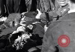 Image of death of Mussolini Milan Italy, 1945, second 10 stock footage video 65675036688