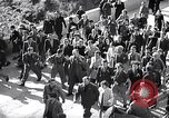 Image of Italian Partisans round up several Fascist officials Ivrea Italy, 1945, second 2 stock footage video 65675036692