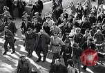 Image of Italian Partisans round up several Fascist officials Ivrea Italy, 1945, second 4 stock footage video 65675036692
